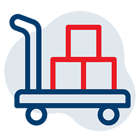 Point2Point Global - Web Icon, Parcels